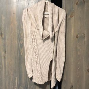 Rachel Roy cardigan! Super thick and cozy